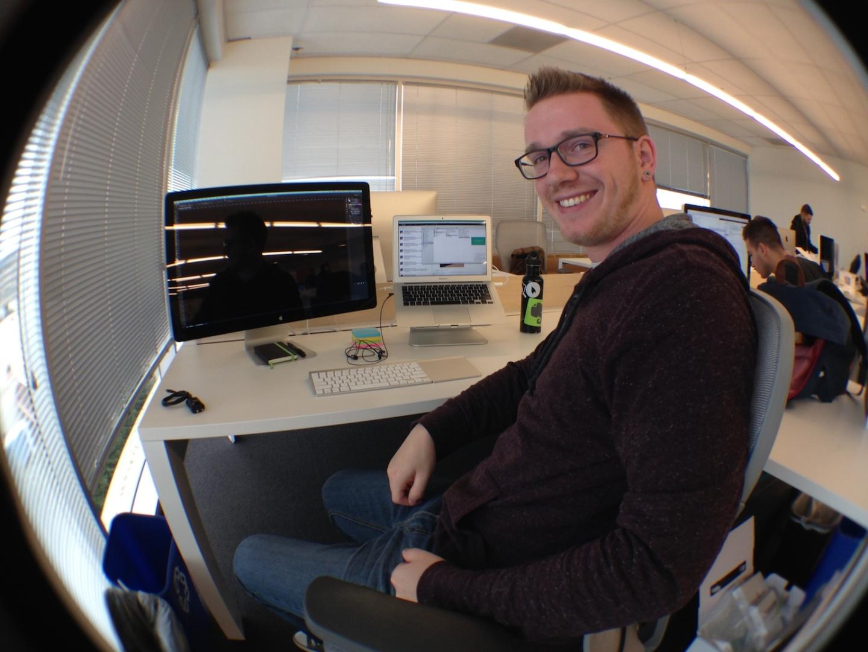 Evernote office setup
